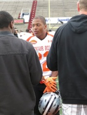 Tyler Lockett SR Bowl