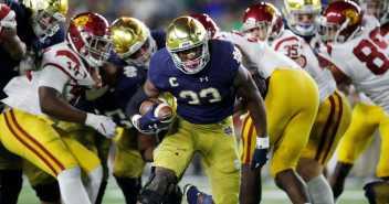 Josh Adams RB Notre Dame