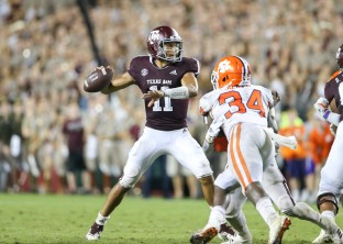 NCAAF 2018 Texas A&M vs Clemson Sept 8